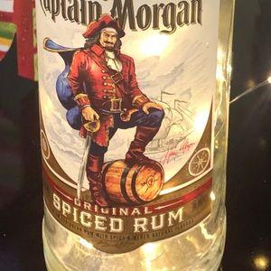 Capt. Morgan lighted bottles (10)